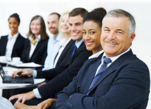 A team of billing professionals at Millennium Medical Billing Experts